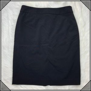 * Calvin Klein Pencil Skirt Straight Career Black